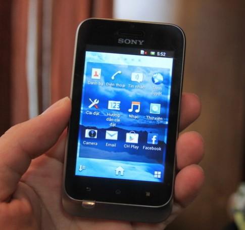 Smartphone hai sim đầu tiên của Sony ở Việt Nam