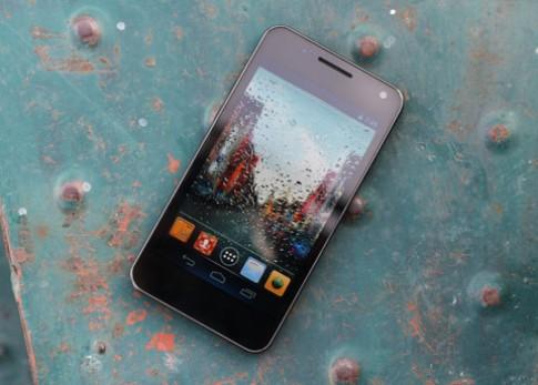 Smartphone hai sim dùng màn hình Super AMOLED đầu tiên ở VN