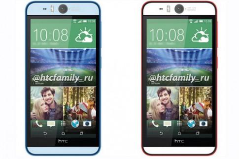 Smartphone HTC Desire với camera trước và sau 13 'chấm'