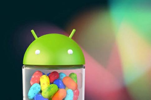 Smartphone HTC, Samsung sớm có Jelly Bean