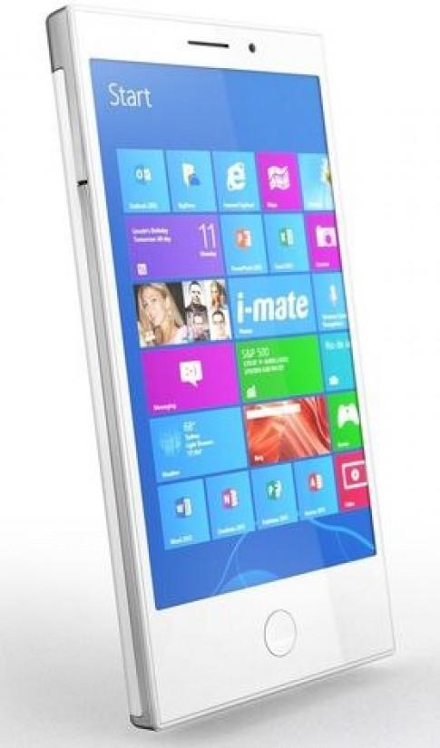 Smartphone lai máy tính chạy Windows 8
