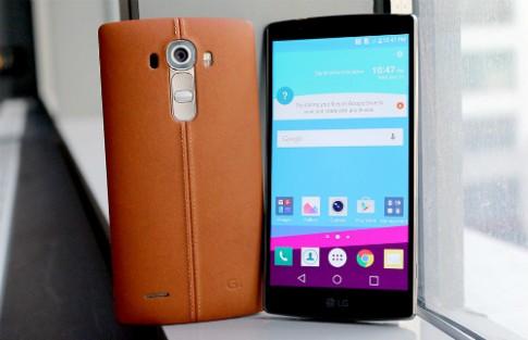 Smartphone LG G4 sống sót sau 2 giờ ngâm nước