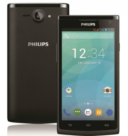 Smartphone lõi tứ giá gần 3 triệu đồng của Philips