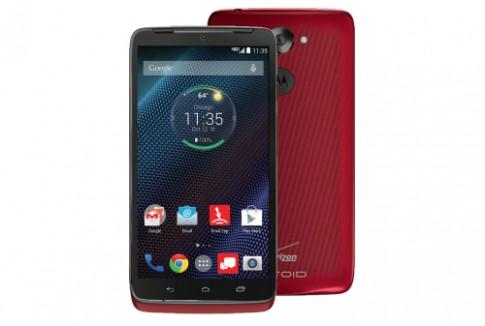 Smartphone màn hình 2K pin khủng của Motorola