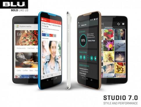 Smartphone màn hình 7 inch giá hơn 3 triệu đồng