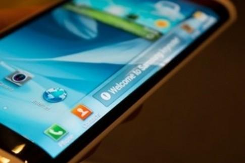 Smartphone màn hình cong của Samsung trình làng tháng 10