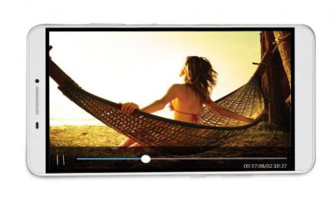 Smartphone màn hình gần 7 inch Lenovo Phab
