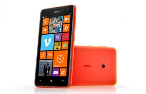 Smartphone màn hình 'khủng' nhất dòng Lumia