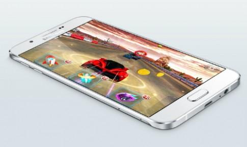 Smartphone mỏng nhất của Samsung trình làng