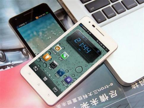 Smartphone mỏng nhất thế giới thêm phiên bản màu trắng