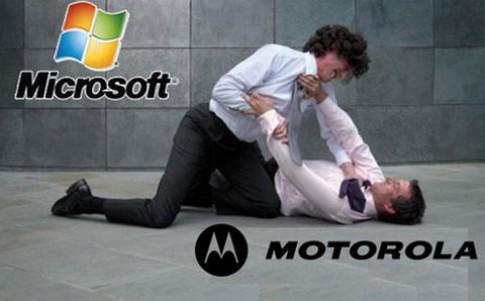 Smartphone Motorola bị cấm bán ở Đức