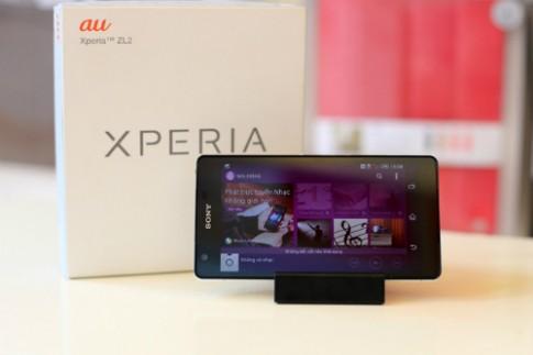 Smartphone Nhật giá rẻ tràn lan trên thị trường xách tay