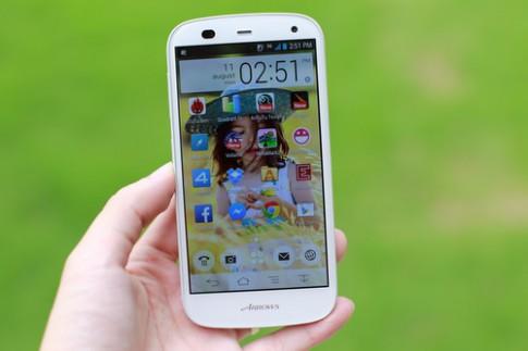 Smartphone Nhật sạc pin 10 phút dùng một ngày
