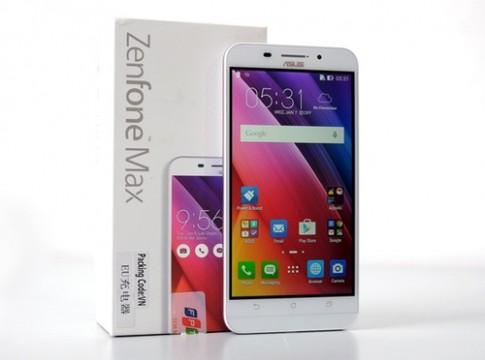 Smartphone pin chờ 38 ngày giá 4,49 triệu đồng của Asus