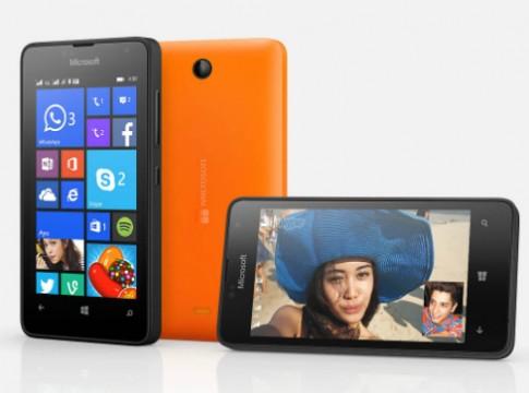 Smartphone rẻ nhất của Microsoft ra mắt với giá 1,5 triệu đồng