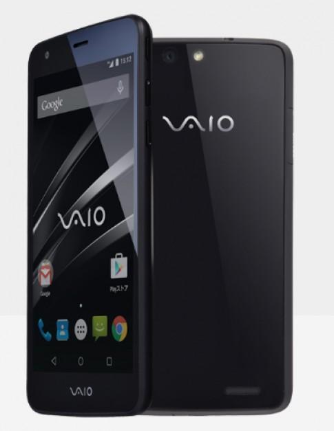 Smartphone thương hiệu Vaio đầu tiên trình làng