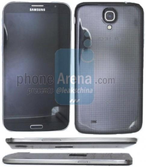Smartphone to nhất của Samsung có thêm bản 2 sim