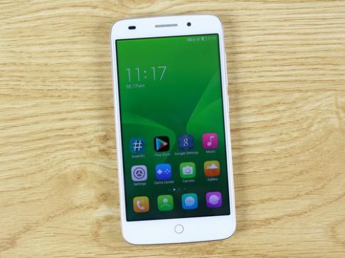 Smartphone Trung Quốc màn hình Full HD, chip 8 nhân