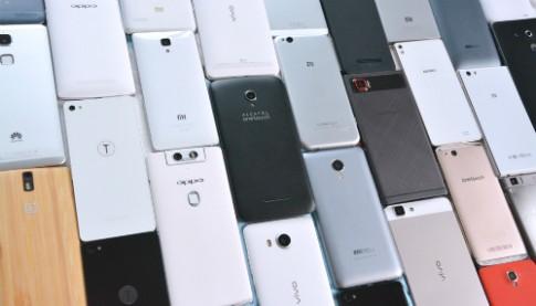 Smartphone Trung Quốc về Việt Nam ngày càng nhiều