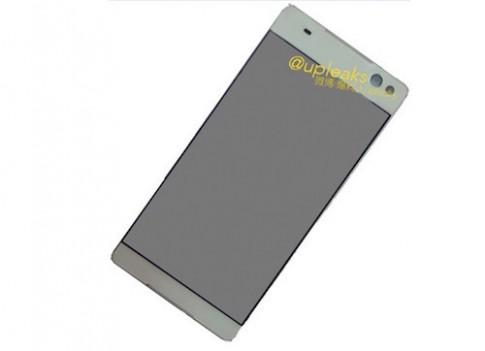 Smartphone viền siêu mỏng Sony Lavender lộ ảnh