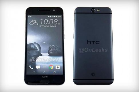 Smartphone vỏ kim loại mới của HTC lộ diện