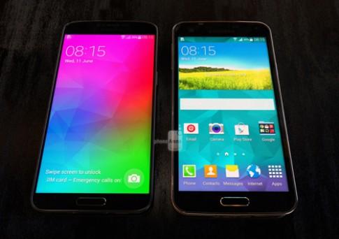 Smartphone vỏ nhôm của Samsung ra mắt trước iPhone 6
