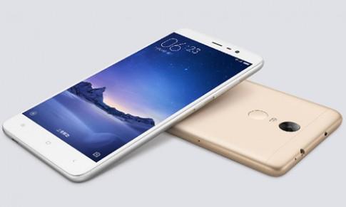 Smartphone Xiaomi Redmi Note 3 thêm bản dùng chip từ Mỹ