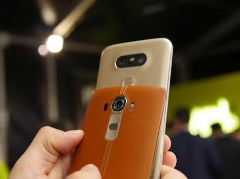 So sánh LG G5 và G4