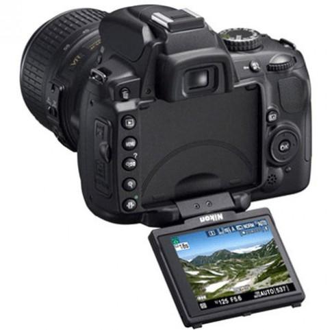So sánh Nikon D5100 và D5000