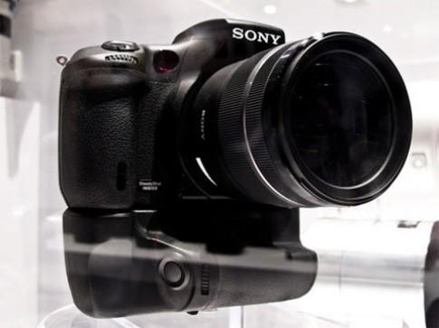 Sony A77 sẽ ra mắt tháng 7, bán vào tháng 10
