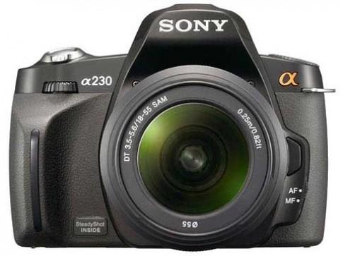 Sony Alpha A230 cần cải thiện nhiều