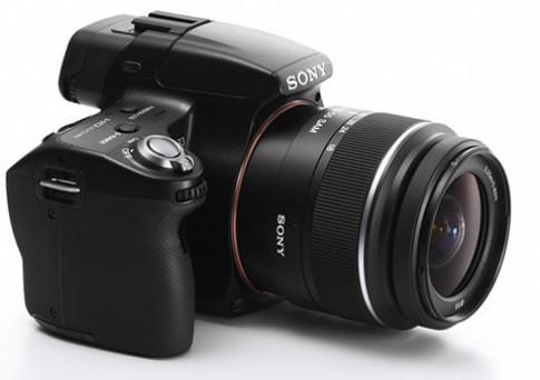 Sony Alpha A33 chính thức ngừng sản xuất