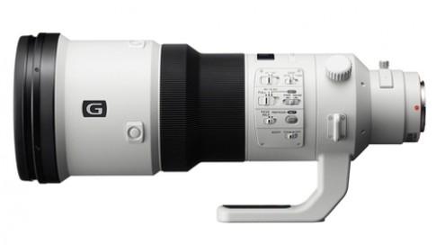 Sony bán ống 500mm F4 G SSM từ tháng 3