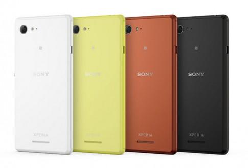 Sony bán Xperia E3 tầm trung, dáng giống Z3