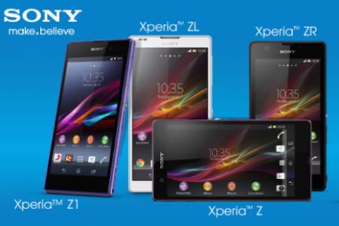 Sony chỉ cập nhật Android 5.0 Lollipop cho dòng Xperia Z