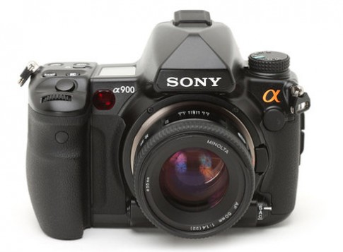 Sony chính thức ngừng bán A900