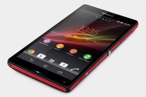Sony chuẩn bị bán Xperia ZL với giá 760 USD