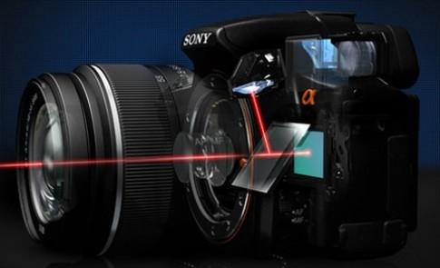 Sony cũng sẽ có máy full-frame 36 'chấm' như Nikon