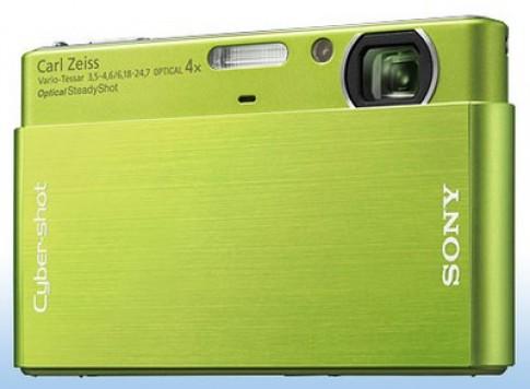Sony Cyber-shot T77 thời trang