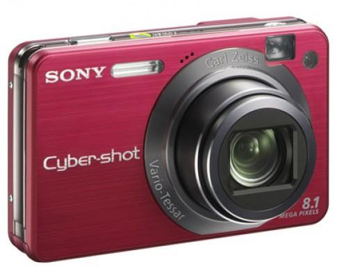 Sony Cyber-shot W150 chưa cho ảnh đẹp