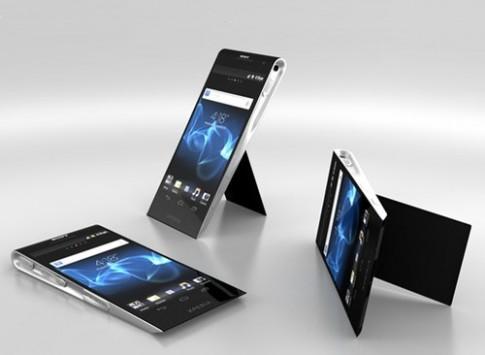 Sony đang thử nghiệm phablet dùng chip bốn lõi giá rẻ