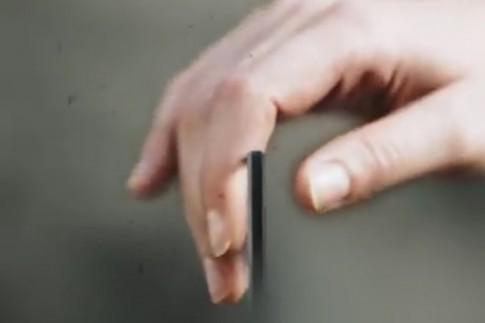 Sony đăng video ẩn ý về smartphone siêu mỏng tại CES 2015
