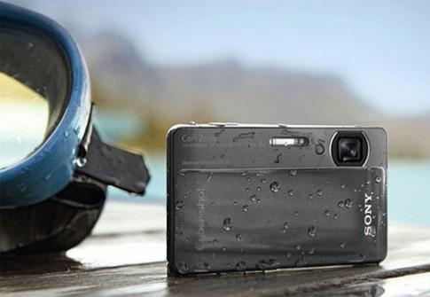 Sony DSC-TX5 có thể bị tróc vỏ