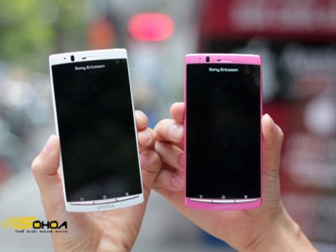Sony Ericsson ra mắt 6 smartphone ở VN