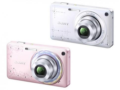 Sony giới thiệu DSC-W350D cho phái đẹp