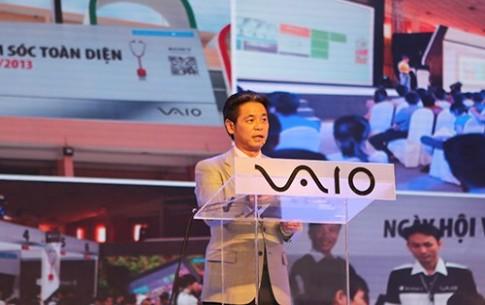 Sony giới thiệu laptop lai mới tại Việt Nam