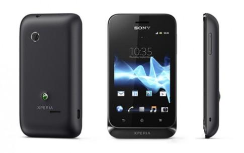 Sony giới thiệu Xperia Tipo và Tipo dual tầm trung