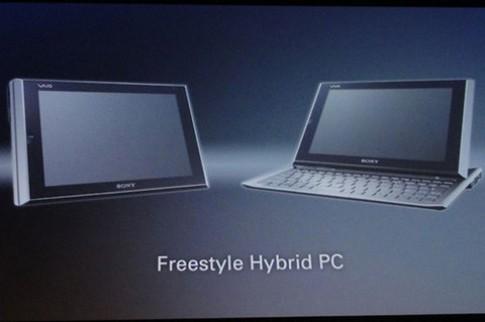 Sony hé lộ hai mẫu Vaio hoàn toàn mới