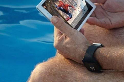 Sony hé lộ máy tính bảng 7 inch chống nước Z3 Tablet Compact