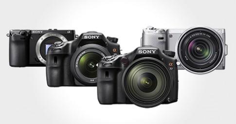 Sony hoãn bán NEX-7, A65 khan hàng vì lũ lụt ở Thái Lan